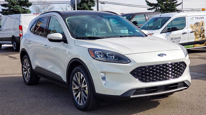Ford Escape 2020 về Việt Nam, chính thức nhận đặt cọc - 1