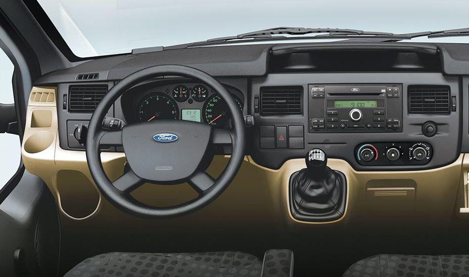 Thiết kế dễ dàng cho người lái